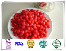Delicious canned cherry