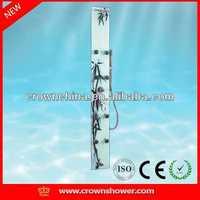 Hot sell high quality shower head bathroom shower led shower column