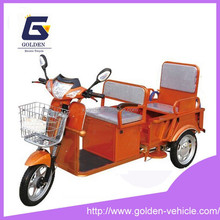 Electric Tricycle for Elder Old Fashioned Tricycle