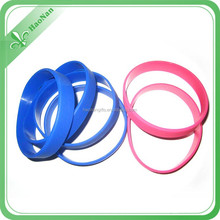 Hot selling!!! Event&Party supplies fashion glow in the dark silicone wristband