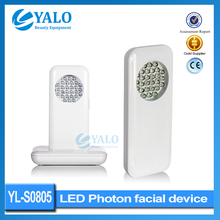 YL-S0805 portable light therapy/led facial/infrared red light acne therapy machine