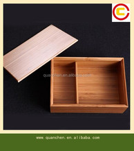wholesale bamboo bento lunch boxes