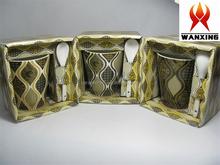 China Manufacturer Hot Sale Snake Skin Porcelain Display Giftbox Packing 11oz Sublimation Mugs,Ceramic Printed Mugs,Coffee Cups