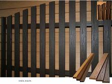 bardas de de madera
