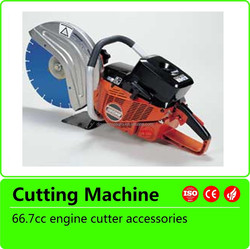 450mm gasoline engine road machine Concrete cutter/Asphalt cutting machine