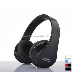 Top quality new coming bluetooth headphone wireless stereo