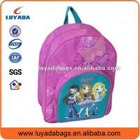 Customized sports ideal cartoon kids teens backpack