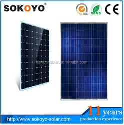 Excellent quality 300w poly solar panel,pv module with technical skill made in China