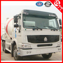 Hot sale! high quality with good price HOWO chassis concret truck mixer specifications