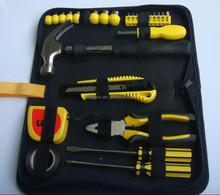 Hand Tools 27 Piece General Purpose Hardware Bar Tool Set Hammer Screwdriver