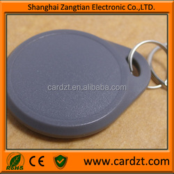 rfid key ring ID model keytag fob