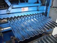 roof sheet galvanized steel, (gi corrugated steel sheet, zinc coating 60g/m2-275g/m2)