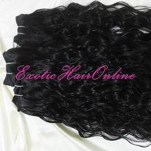 Exotichair indian hair remy 100% cheap virgin indian hair indian hair