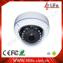 180 degree 1.3Megapixell HD Vandalproof AHD Camera with Fish-eye panoramic lens