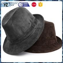 Latest product low price paillette formed bowler hat reasonable price