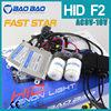 Good quality most popular moto xenon hid kit mini ballasts