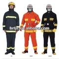 La venta caliente!!! Bombero ropa de protección contra incendios para los combatientes 2014 nuevo producto fabricación