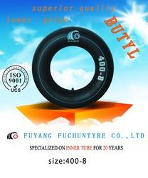 400-8 Butyl Motorcycle Inner Tube And Tyre