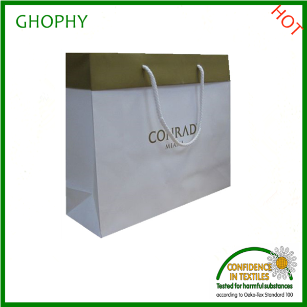 custom paper bag At wci we say you provide the challenge, we'll provide the solution - and we mean it if your customer doesn't see a size or color that meets their needs, we'll be.