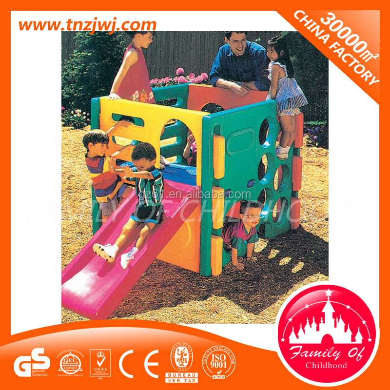 Guangzhou plastic playground little tikes playsets small for Little tikes outdoor playset