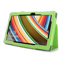 Folding 11.6 Inch Tablet Case Flip Stand PU Leather Tablet Cover