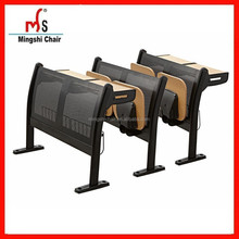 new design cheap School Table and Chair,School Furniture,Auditorium Desk and Chair