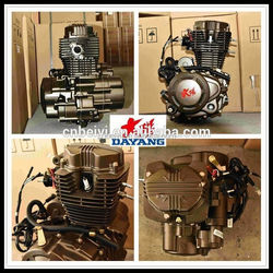 Single Cylinder Four Stroke Water/Air Cooled Lifan 200cc Motorcycle Engine