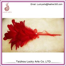 Lucky Arts Fantasy Theme And Decoration Technique Ostrich Feather Pen