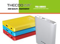Promotional summer peak sale products on market! Best sale true capacity portable slim power bank, mobile phone accessories