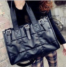 D90207G NEW WINTER QUILTED SPACE WOMEN BAG