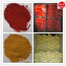 iron oxide powder pigment/colorant/paint/mixed asphalt