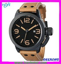2015most popular new style waterproof 316 stainless steel gps watch for golf