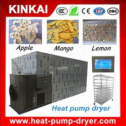 CE Approved Environmental Full Stainless Fruit And Vegetable Drying Machine