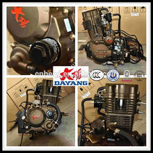 1 Cylinder 4 Stroke Water Cooling Zongshen 300cc Motorcycle Accessories Of Engine