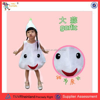 Carnival girls costume cosplay vegetable mascot costume for girls PGKC-2786