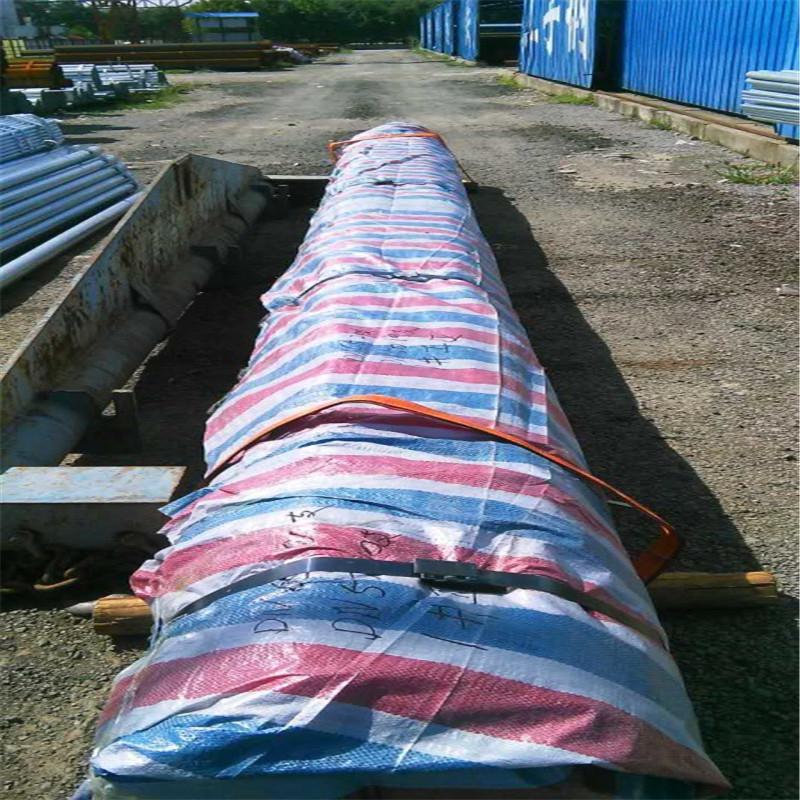 Tubo de aço galvanizado bs1387
