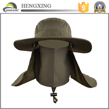 Mask Face Protect Cap Cover bucket sun hat