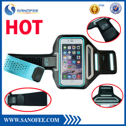 Sample Available Universal Smartphone Armband Case Lycra mobilephone running armband case for iPhone 6S or 6S plus