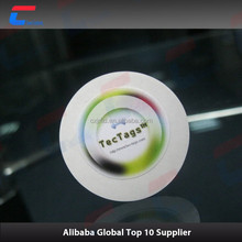 nfc paper tag provide printing service with size customized