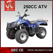 ATV QUAD 250CC EEC/CE jinling 250cc automatic quad atv
