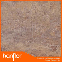 fire-resistance excellent quality eco-friendly marble adhesive children vinyl flooring