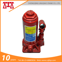 Hot Sale Car Lift Used Vertical Double Acting Hydraulic Floor Cran Bottle Jack