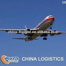 Air express from China to America