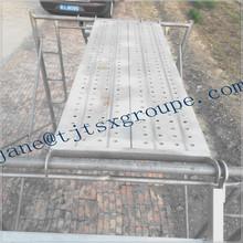 Tianjin TSX Q235 metal decking sheet