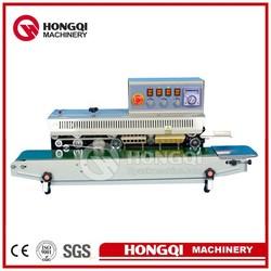 Automatic Plastic Bag Sealer, Plastic Bag Sealer Machinery with Printing