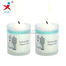 Wedding gifts candle