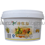 Hot Sale! Lemon Filling 100% Natural Pure High Quality(5kg) Master Chu for bakery