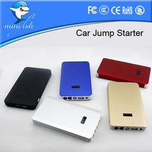 Fast Delivery Multi-function Mini Portable Jump Starter 8000mAh12V Emergency Use Tablet Smartphone Power Bank