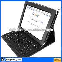 2-in-1 Bluetooth Wireless Keyboard with Case for ipad