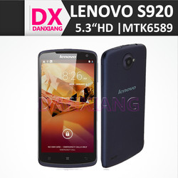 5.3inch MTK6589 Quad Core 4GB ROM Android 4.2 Lenovo S920 Mobile Phone
